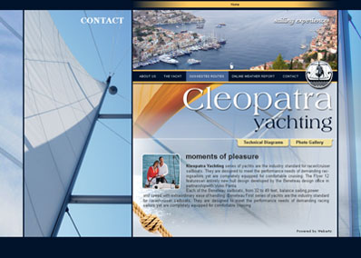 Cleopatra Yachting
